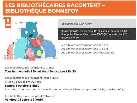 Bibliothèque Bonnefoy