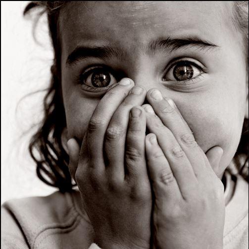 Les peurs de l'enfant