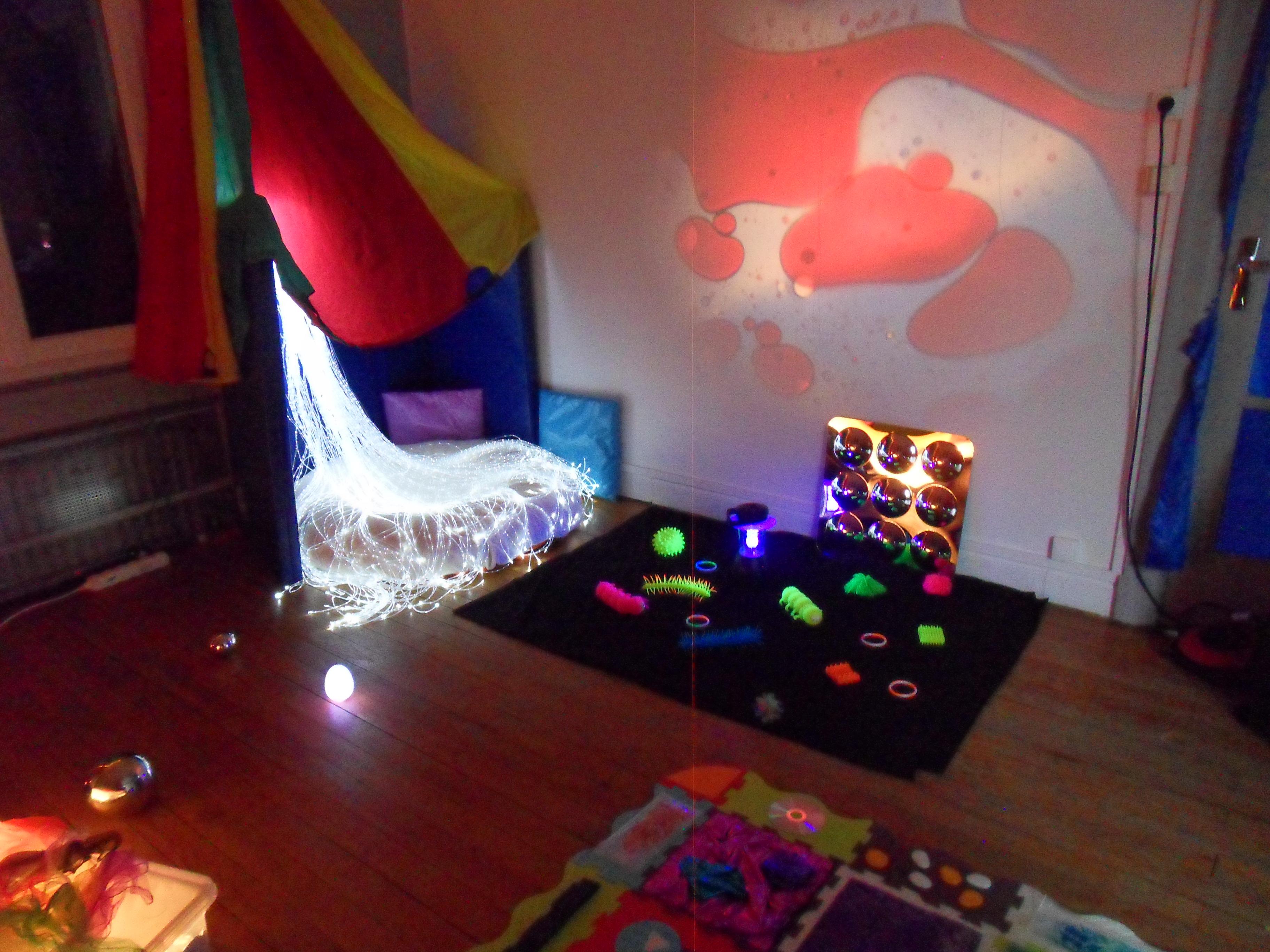 Atelier d'éveil sensoriel bébés