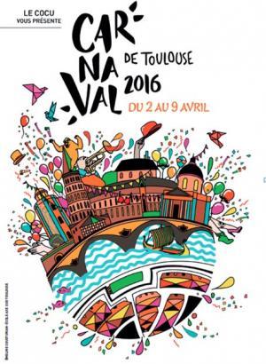 CARNAVAL DE TOULOUSE 2016