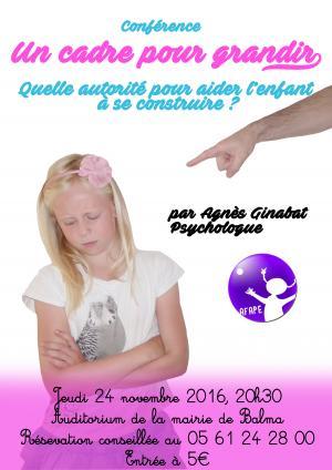 Conférence AFAPE