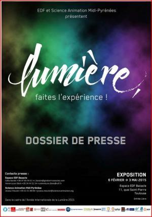 Exposition Lumière