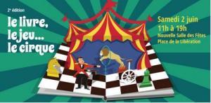 Festival du livre, du jeu, du cirque