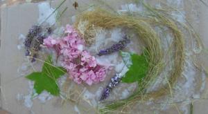 Tableau de fleurs