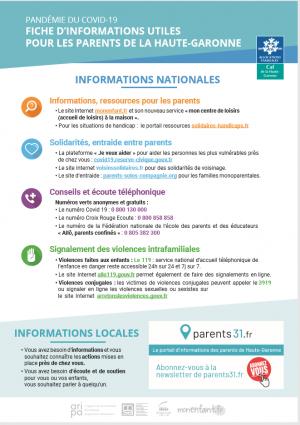 Info Parents