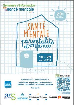 Semaine d'information sur la santé mentale 29 ième édition