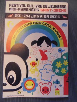 Festival du livre de Jeunesse - Saint-Orens