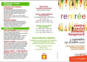 Centre social jolimont Soupetard