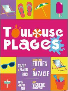 Toulouse plage 2019