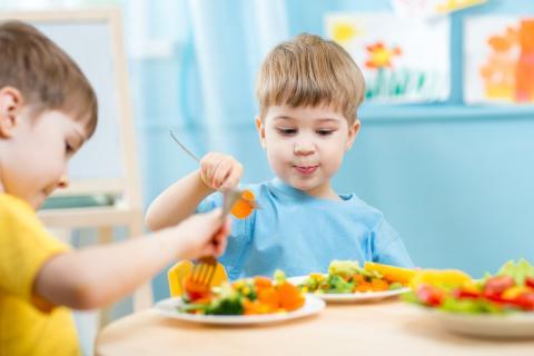 Votre enfant ne veut pas manger
