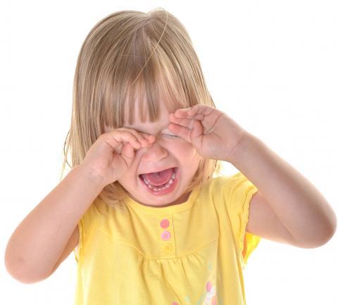 La nounou vient d arriver mon enfant pleure : que faire, comment le calmer ?