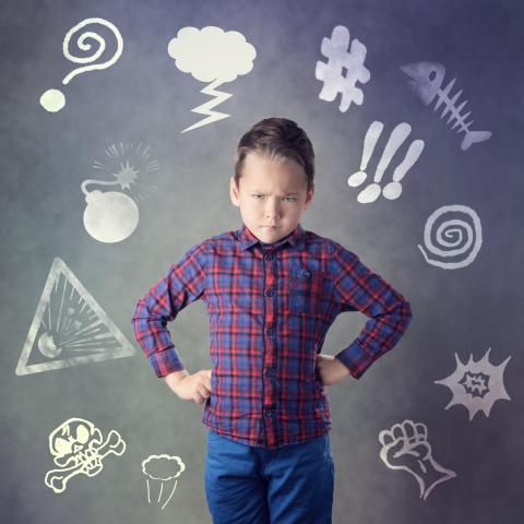 Provocation des enfants envers les adultes
