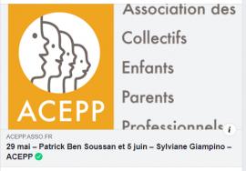 Conférence avec Patrick Ben Soussan et Sylviane Giampino