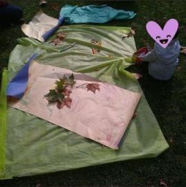 Atelier automnale garde d'enfants a domicile creche and do toulouse