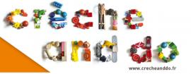 Logo Association garde d'enfants à domicile creche and do toulouse garde partagée