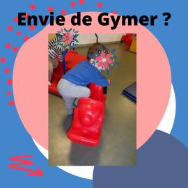Gym atelier sensori-moteur Association garde d'enfants à domicile garde partagée sur toulouse