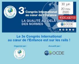 3ième Congrés International au coeur de l'enfance