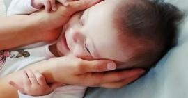 Atelier massage parents-bébés