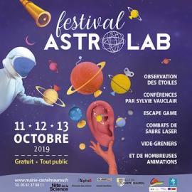 Festival Astrolab Castelmaurou