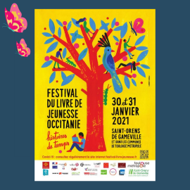 Festival du livre de jeunesse occitanie