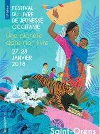 Festival du livre de jeunesse Occitanie 27 28 janvier 2018