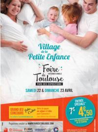Village de la Petite Enfance Foire de Toulouse