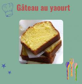 Gateau au yaourt
