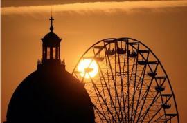 La grande roue de Toulouse