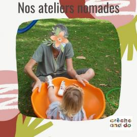 Nos ateliers nomades