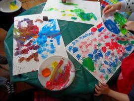 Peinture creche and do