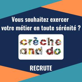 CRECHE AND DO Recrute