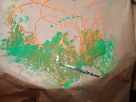 peinture atelier découverte