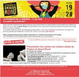 Théâtre du Grand Rond
