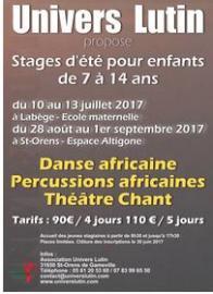 Danse africaine St-Orens