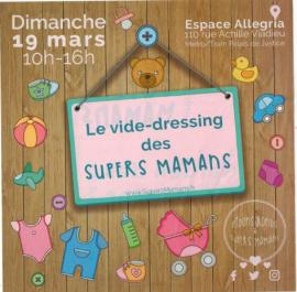 Vide-dressing des Supers mamans à Toulouse